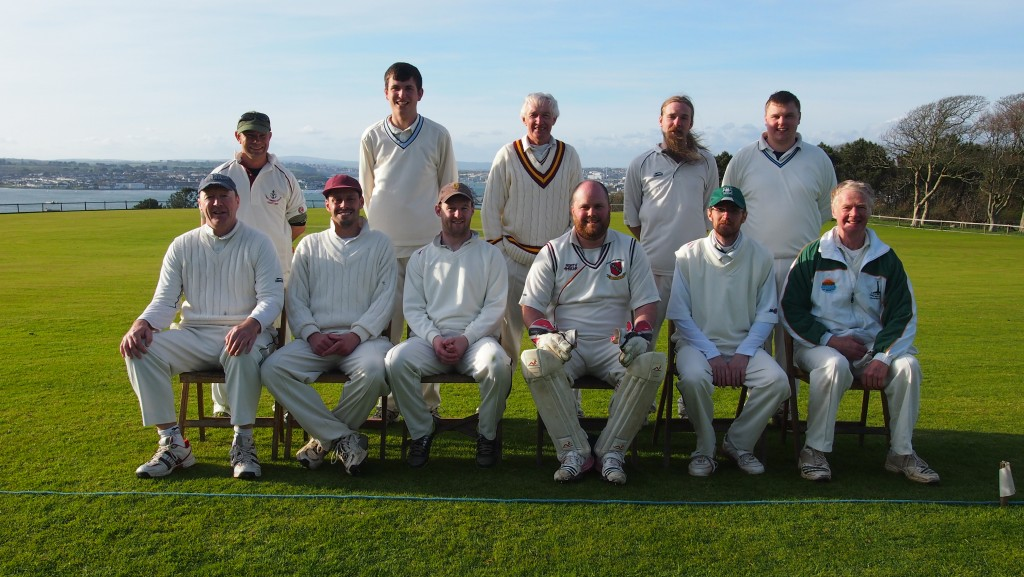 Team that played against Cavendish Cavaliers Cricket Club 24/04/2016